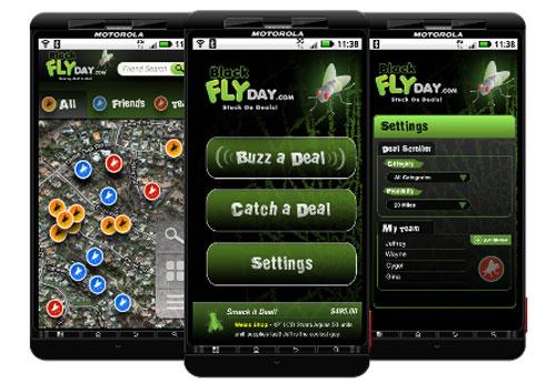 Black Flyday app helps you find the deals on Black Friday