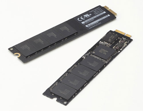 Toshiba outs blade-type SSDs for mobile devices