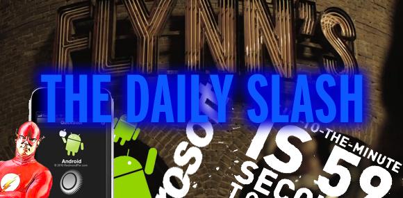The Daily Slash: November 9 2010