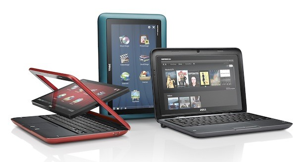 Dell Inspiron Duo hybrid netbook on sale November 23?