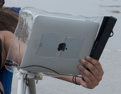 iPad waterproof case called Drycase unveiled