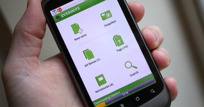 Evernote v2.0 for Android arrives: offline notes, UI update & more