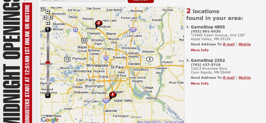 List of GameStop Locations Open at Midnight on Black Friday