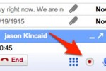 Gmail call recording rolling out widely