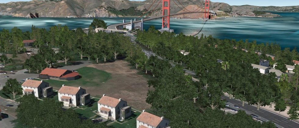 Google Earth 6 adds full Street View, 3D trees & more [Video]
