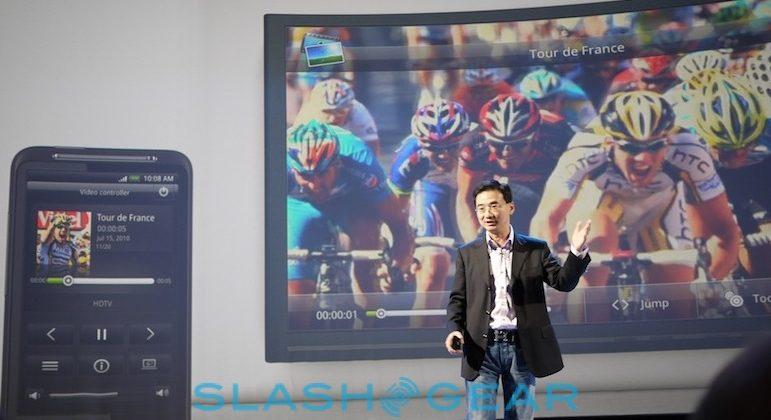HTC DG H100 Media Link up for £90 UK pre-order - SlashGear
