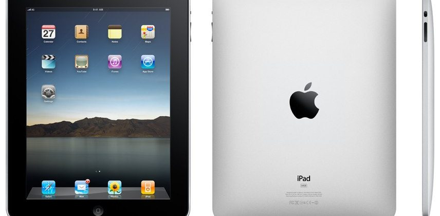 World iPad with multi-mode GSM/CDMA modem tipped for 2011