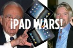 Richard Branson vs Rupert Murdoch in iPad Magazine Wars Soon