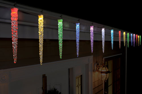 Ge Led Christmas Lights.Ge Offers Up Green Led Christmas Lights For The Griswold In