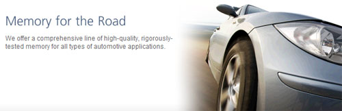 Micron unveils new NOR flash memory for automobiles