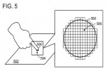 Microsoft physical touchscreen patent app tips dynamic Surface