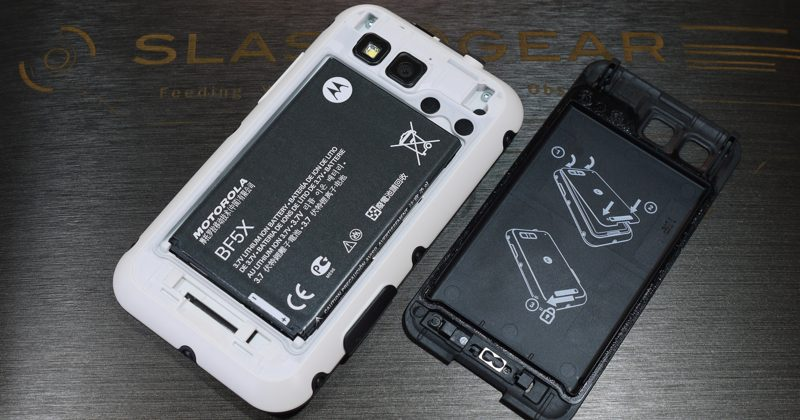 Motorola DEFY first-impressions [Video]
