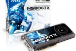 MSI N580GTX-M2D15D5 graphics card hits the market