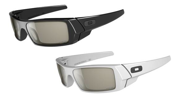 "Oakley Releases Non-Tron Edition Gascan ""World's First Optically Correct 3D Glasses"""