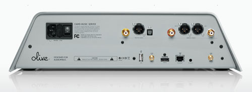 Olive 06HD audiophile music server debuts