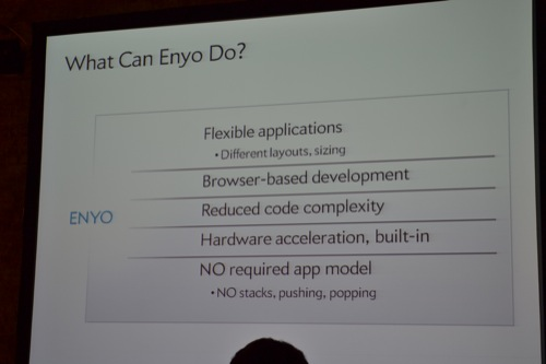 Palm Enyo app framework due 2011 for phone & tablet devs [Video]