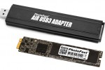 Apple block PhotoFast MacBook Air SSD kit production?