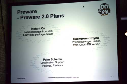 Rod Whitby of webOS Internals Details Roadmap for Preware 2.0