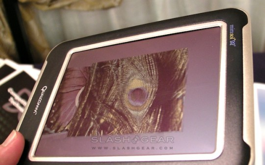 PocketBook Mirasol ereader due Q3 2011; IQ701 touchscreen tablet tipped