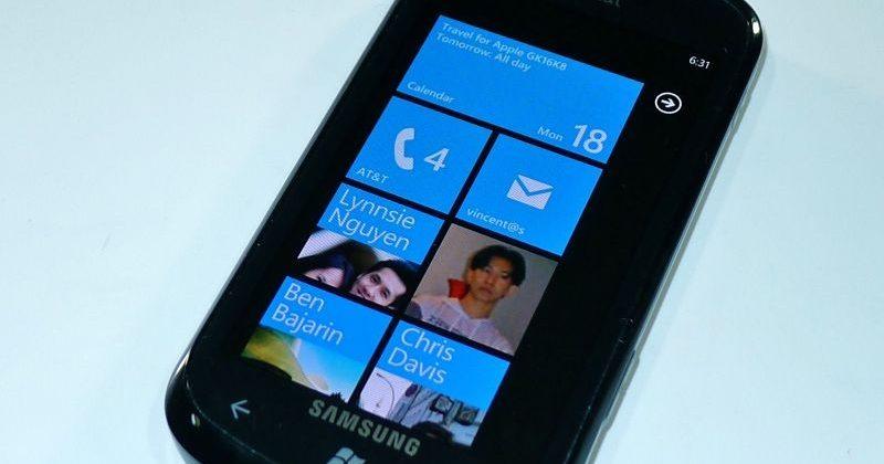 135k Windows Phone 7 sales tip Facebook stat watchers