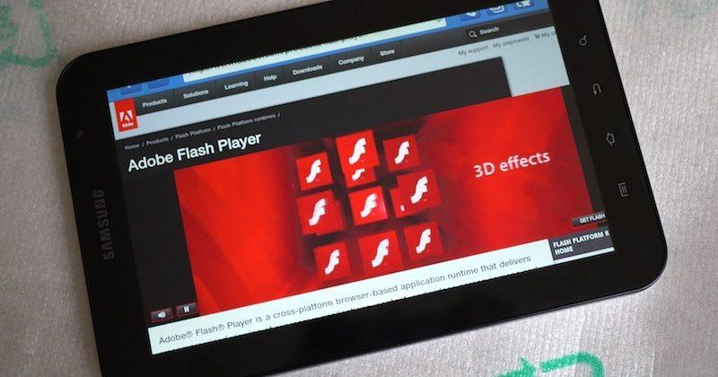 Galaxy Tab Flash: an Embarrassment of Riches