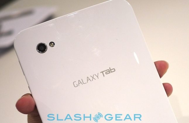 Samsung Orion tablet gets previewed ahead of presumed 2011 debut