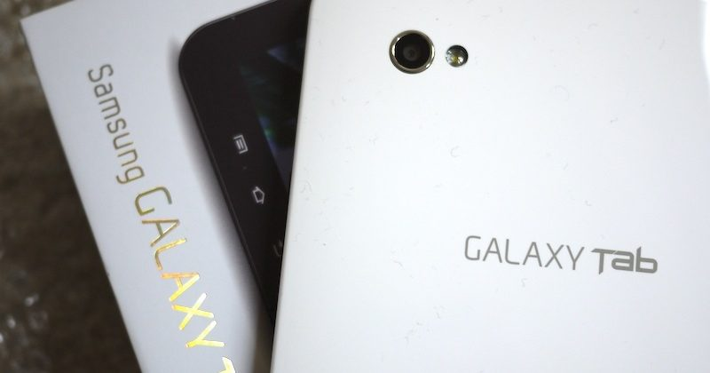 Over 600,000 Galaxy Tabs sold claims Samsung