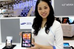 Samsung's 7-inch Super AMOLED gets Galaxy Tab style outing