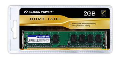 Silicon Power outs new 1600MHz DDR3 RAM