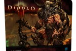 Diablo 3 Barbarian QcK Mousepad Released by SteelSeries