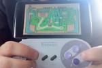 Geeks hacks old school SNES controller to work with Dell Streak