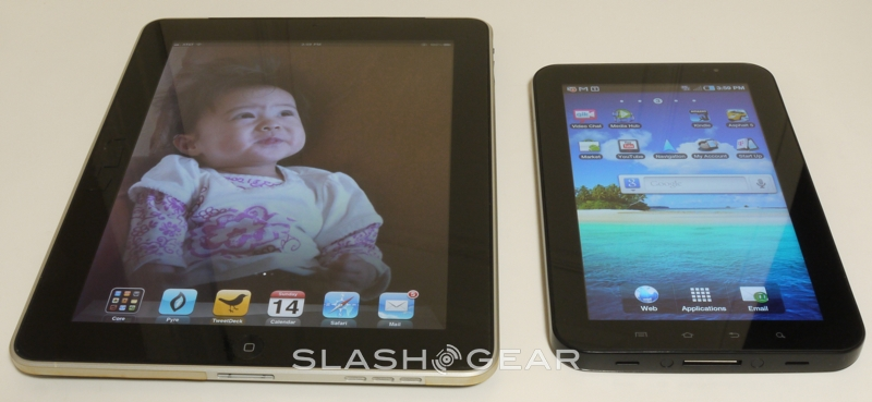 T-Mobile Samsung Tab Review