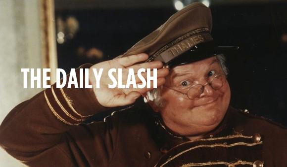The Daily Slash: November 12 2010