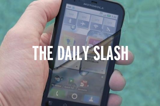 The Daily Slash: November 4 2010