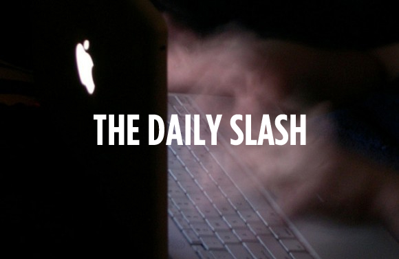 The Daily Slash: November 19 2010