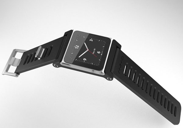 TikTok and LunaTik multi-touch watch kits for new iPod nano are awesome