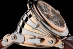 Crazy gold watch plays music and costs $1.2M