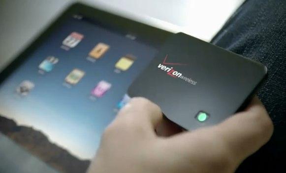Verizon iPad MiFi commercial released [Video]