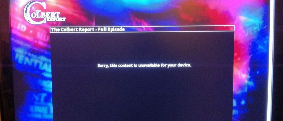 Viacom block Google TV: no Comedy Central, MTV, VH1 or more