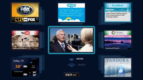 Vudu to Offer 1080p Streaming Content to Panasonic's Viera Cast Blu-ray Players