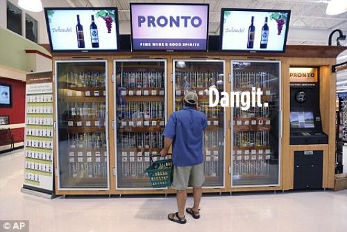 Wine Vending Machines in Pennsylvania
