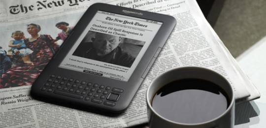Amazon Sells Millions of Kindles in Just 73 Days, Publicly Thanks Purchasers
