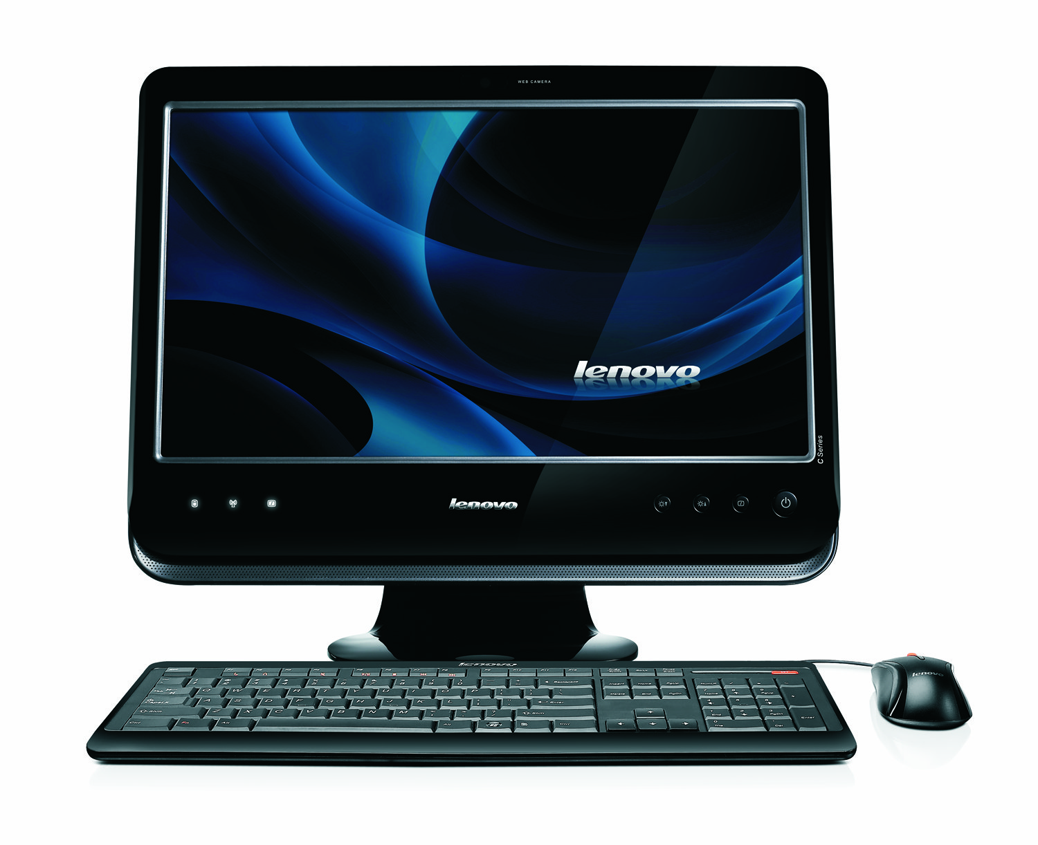Lenovo IdeaCentre A320, B520, B320 & C205 all-in-ones hit CES 2011