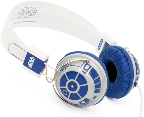 Coloud R2-D2 Themed Headphones Available Now for $49.90