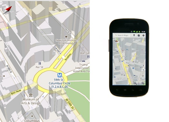 Google Maps 5 for Android Hands-On