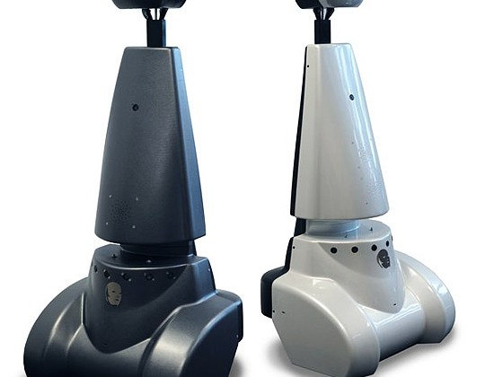 Gostai Jazz Telepresence Robots Watch Your Home or Office, Let You be in Two Places at Once