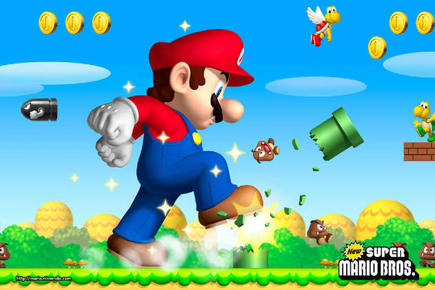 New Super Mario Bros Sells Six Million Copies for DS