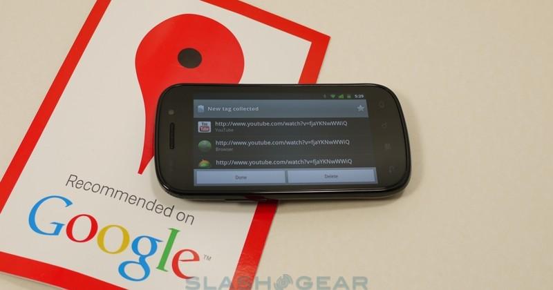 Nexus S unboxing and hands-on