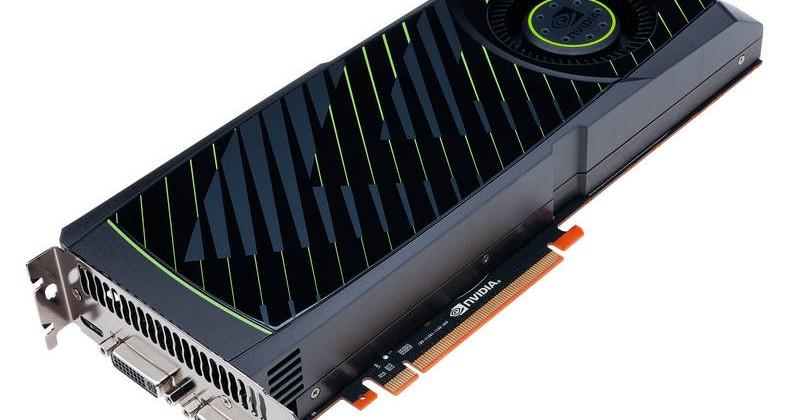 NVIDIA GeForce GTX 570 hits $349 price point
