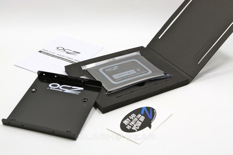 OCZ Vertex 2 SSD Review - SlashGear